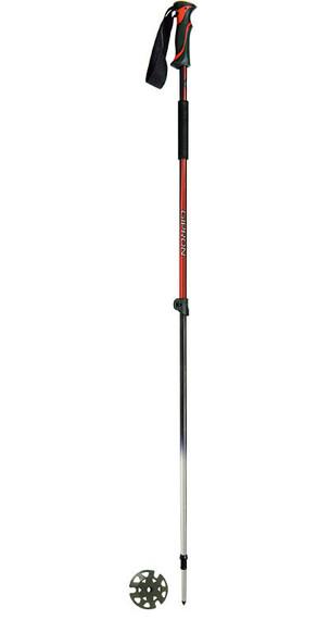 Gipron 741 Sherpa Flicklock 2-delad 90-145 cm Röd
